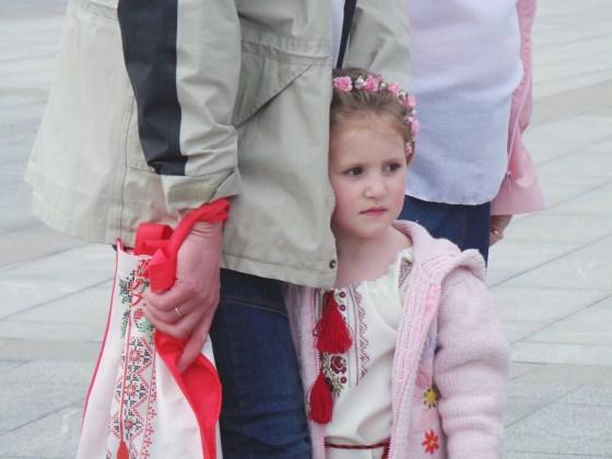 В Харькове прошёл марш вышиванок 7