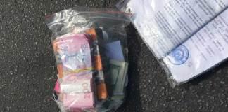 Харьковская полиция вернула мужчине более 100 тысяч гривен, которые он потерял 1