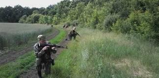 В Харьковской области начались учения территориальной обороны 3