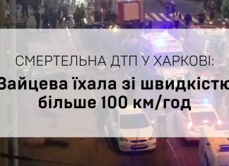 Анализ записей с видеокамер: Зайцева двигалась со скоростью более ста километров в час 8