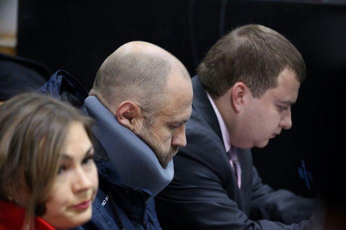 Защита Дронова обжаловала меру пресечения 2
