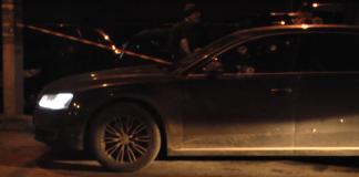 В Харькове расстреляли водителя иномарки 1