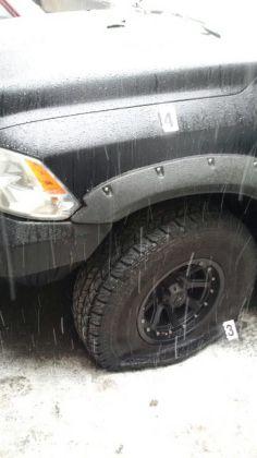В центре Харькова подорвали машину начальника отдела полиции Николая Черемухина 5
