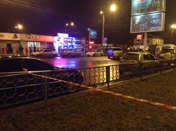 В Харькове неизвестный захватил отделение почты 12
