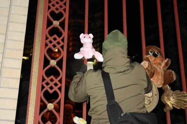 В Харькове протестовали против деятельности Московского патриархата в Украине 5