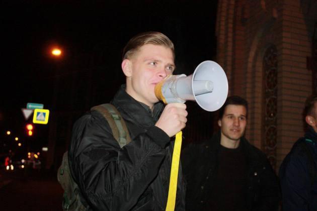 В Харькове протестовали против деятельности Московского патриархата в Украине 6