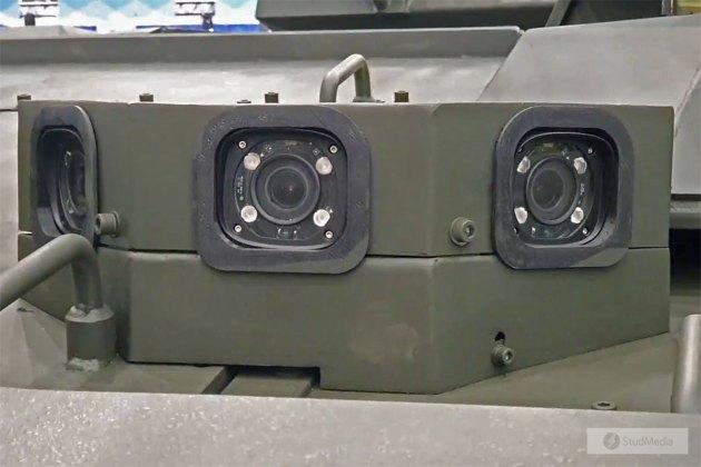 """Камера системи кругового огляду від """"Limpid Armor"""""""