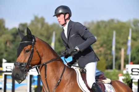 Zangersheide Studbook | BC Jumping: Jos Verlooy Stays In The Lead, Pieter  Clemens Currently In 2nd Position