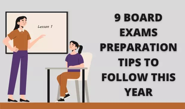 how to study for board exams