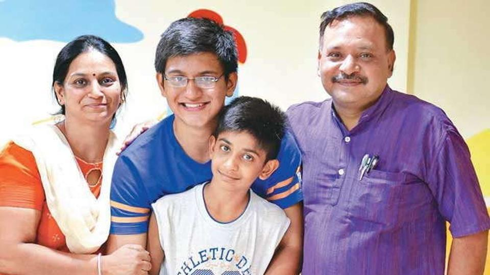 family archit gupta support mbbs dreams
