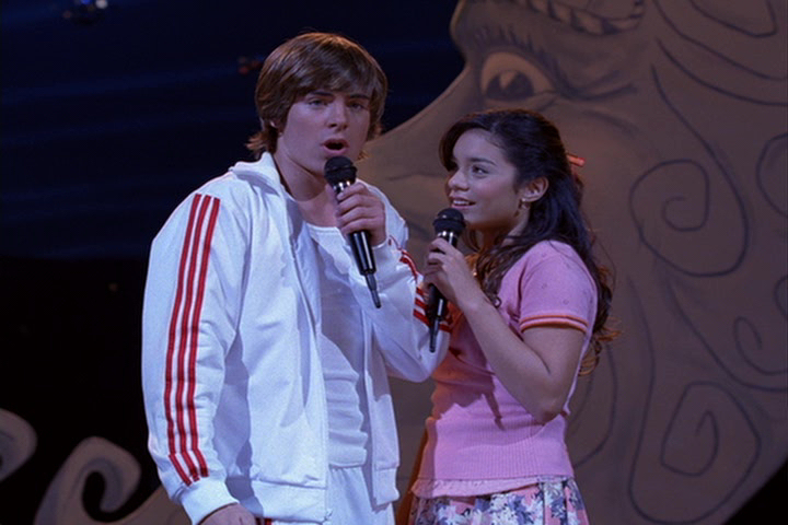high school musical breaking free