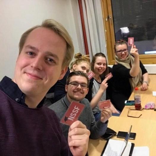 Nord sosialdemokratisk studentforening