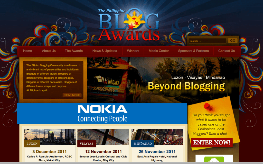 On BlogFest 2.0 and Philippine Blog Awards