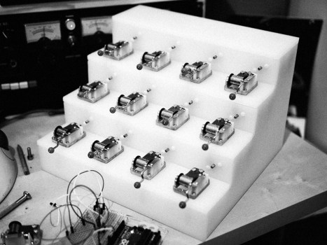 En doomsday machine! Et av flere prosjekter i min bacheloroppgave.