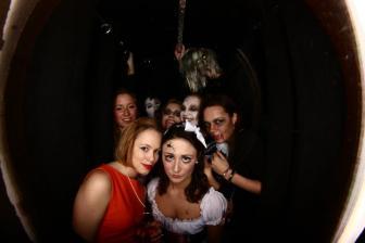 Halloween-fest arrangert av Leonardo