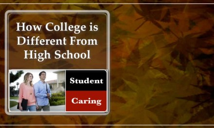 SC 44 How College is Different From High School