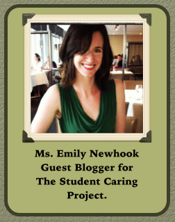 Student Caring Guest Blogger