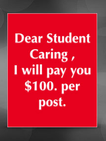100 Student Caring