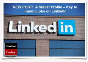 A Stellar Profile – Key to Finding jobs on LinkedIn