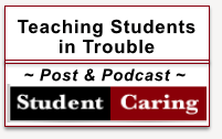 SC 84 #1. Teaching Students in Trouble