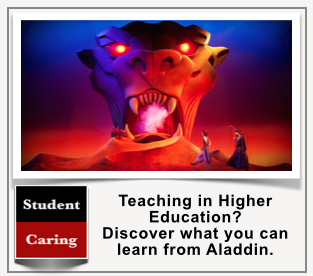 Teaching in Higher Ed?