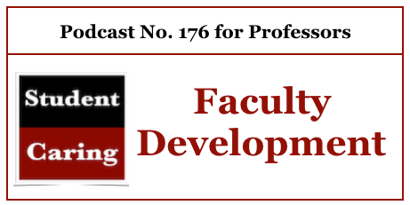 SC 176 Faculty Development