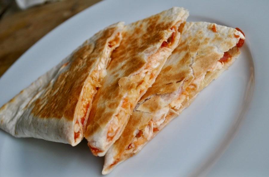 Chicken and Cheese Quesadillas Recipe - 1
