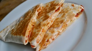 Chicken and Cheese Quesadillas Recipe - 1