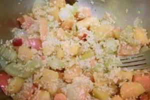 Couscous-Vegetable-Salad
