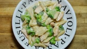 Creamy Turkey and Broccoli Pasta Recipe - 1 (1)