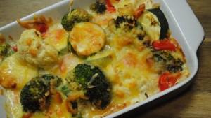 Healthy One Dish Veggie Bake Recipe - 2