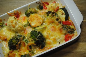 Healthy One Dish Veggie Bake Recipe - 2