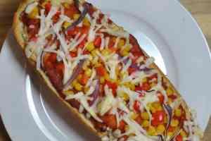 pizza vegan recipe - 2