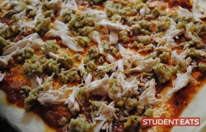 student eats recipes - 3