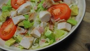 Turkey, Bacon and Avocado Salad Recipe - 2