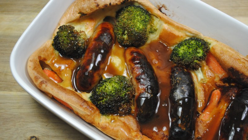 Ultimate Toad In The Hole Recipe - 1
