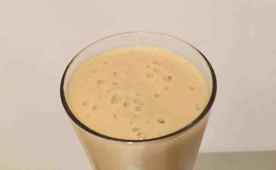 Tropical Breakfast Smoothie recipe