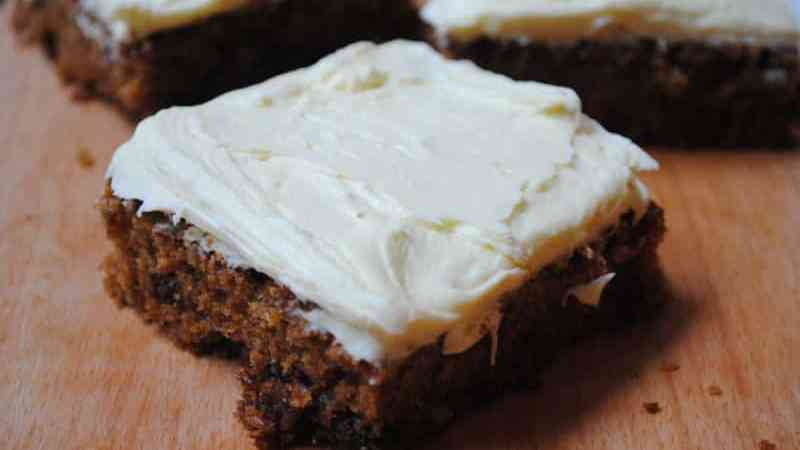 carrot cake recipe 2