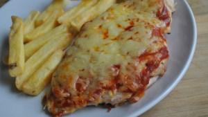 chicken pizza recipe - 1