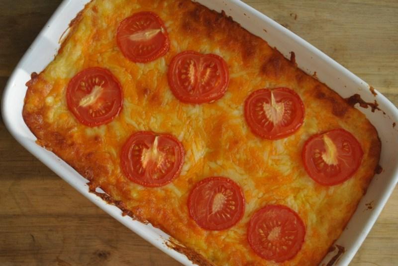 simple cheese potato recipe - 1