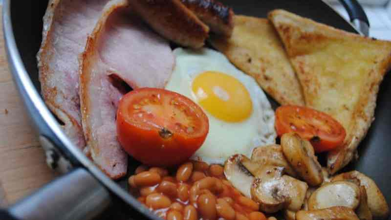 student fry up full english 3