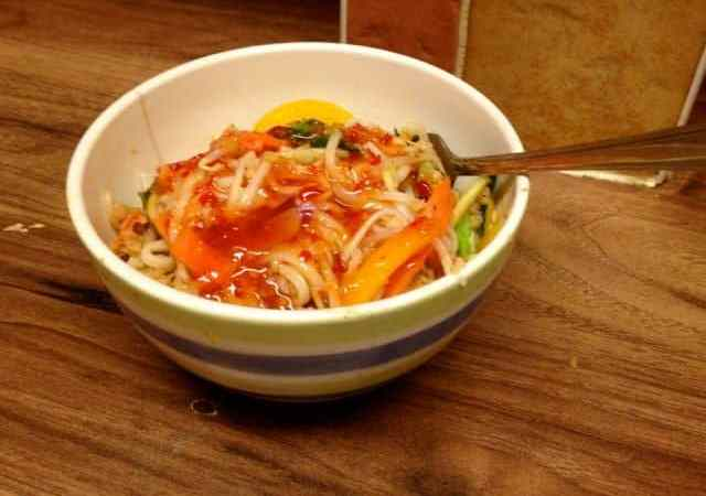 Quick and Easy Vegetarian Stir Fry