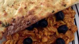 Delicious Mexican style pasta