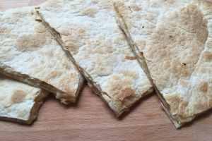 Delicious Cheesy Quesadillas