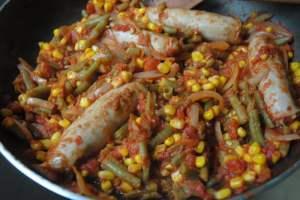 sausage ca Sausage Casserole student recipe 6
