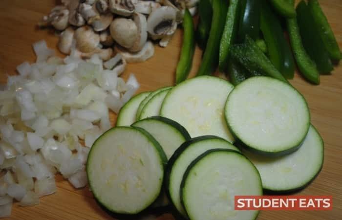 veggie lasagna recipe student 1