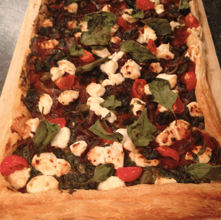 veggie-tart