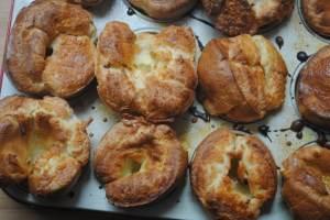 yorkshire puddings recipe