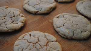 3 Ingredient Peanut Cookies