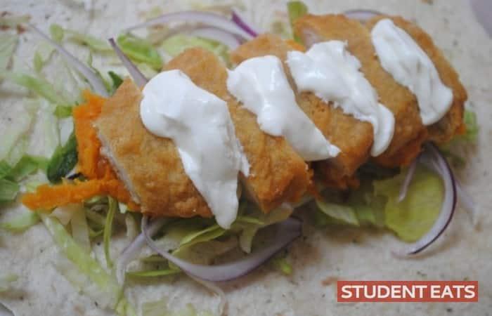 chicken sweet potato burrito recipe 4